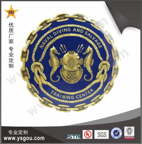 特殊边金属纪念币订制