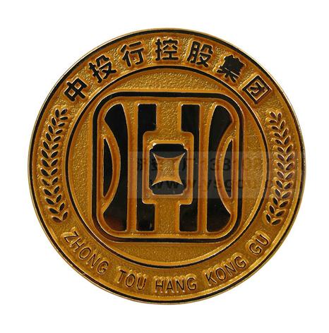 北京控股集团徽章制作商