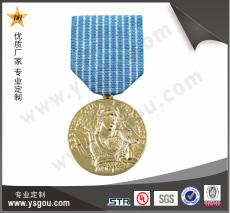 金属纪念勋章