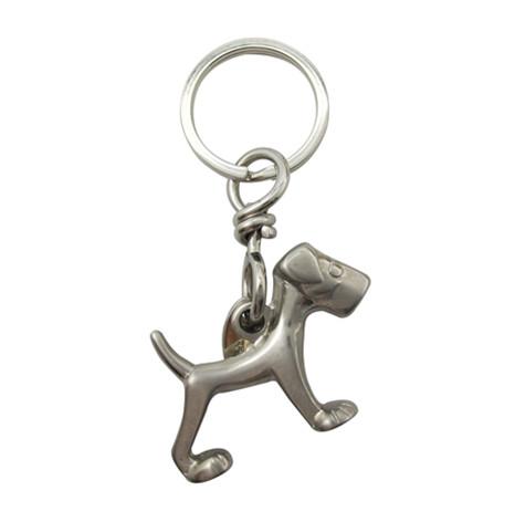 锌合金全立体动物形状钥匙扣