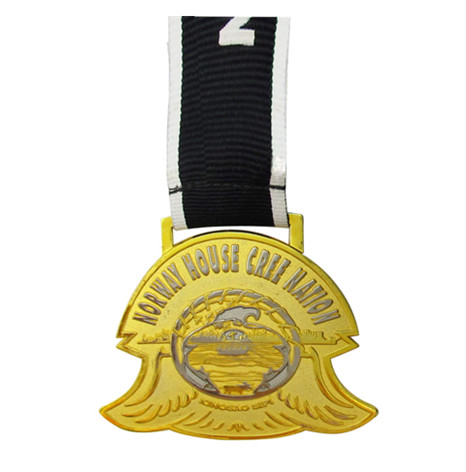 铜质不上色奖牌定制