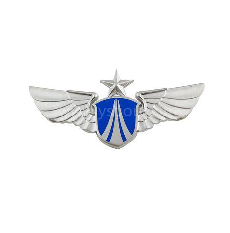 优质金属翅膀徽章定制,徽章厂