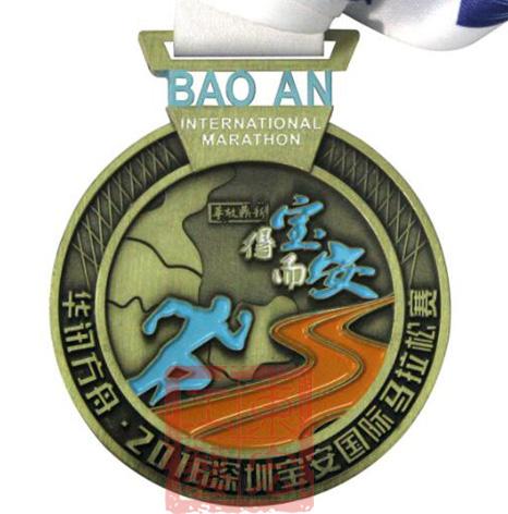 国际马拉松奖牌,国际马拉松奖牌定做
