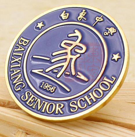 学校徽章,中学校徽章制作