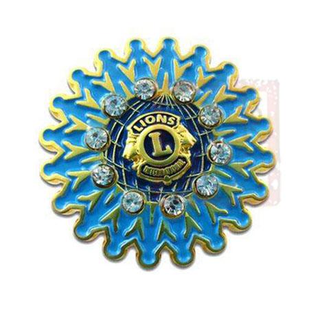 全国各地狮子会徽章订制