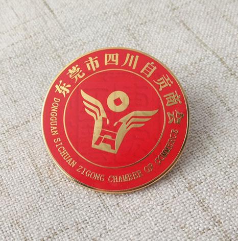 社会团体商会会员徽章定制