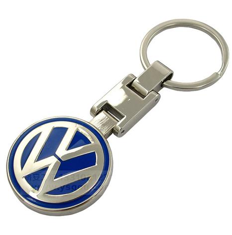精美金属车标钥匙扣定做厂家
