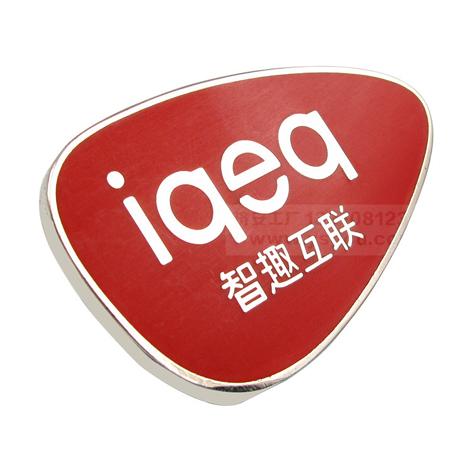 徽章定做,互联网企业徽章定做厂家