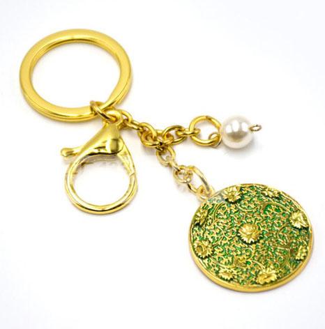 博物馆纪念品钥匙扣定做厂家