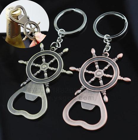 开瓶器功能钥匙扣制作厂家