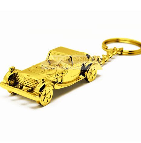 生产金属3D立体钥匙扣工厂