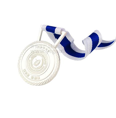 学校银牌制作,镀银奖牌制作商