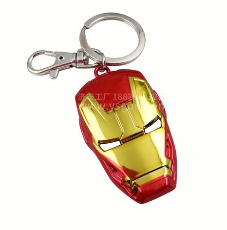 钥匙扣,3D钥匙扣,3d卡通钥匙扣定制