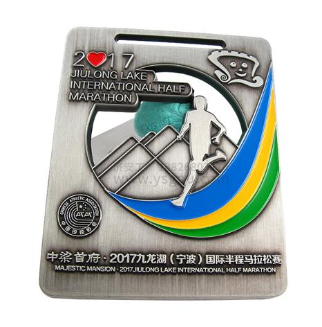奖牌,国际半程马拉松赛奖牌制作商