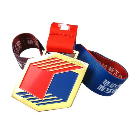 烤漆奖牌,企业运动会奖牌制作商